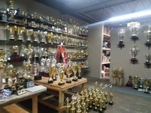 trophies, uniforms, plaques yoy name is we have ot CHEAP in Palatine, Illinois