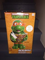 Teenage Mutant Turtles Candy Bowl Holder in Morris, Illinois