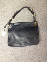 Navy blue fossil purse in Fort Campbell, Kentucky