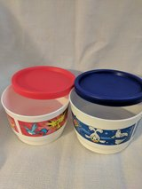 Pokemon Tupperware Snack Cups with seals  BRAND NEW in 29 Palms, California