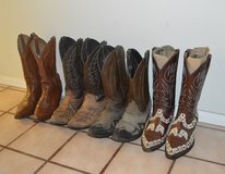 Cowboy Boots Size 9-D in Alamogordo, New Mexico