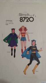 Costume Patterns to Sew in Chicago, Illinois