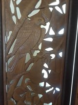 Handcrafted room screen vintage piece in Naperville, Illinois