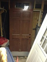 Solid Wooden Door in The Woodlands, Texas