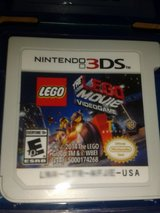 3DS - The LEGO Movie videogame in Hohenfels, Germany