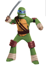 Teenage Mutant Ninja Turtles CHILD LEONARDO COSTUME in Columbus, Georgia