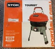New in the Box, STOK Tourist Single Burner Tabletop Gas Grill in Chicago, Illinois