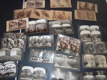 300+ Stereoscope Cards in Perry, Georgia