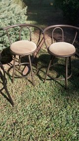 2 barstools in Fort Riley, Kansas