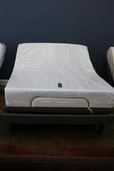 Queen Massage Base and Mattress in Kingwood, Texas