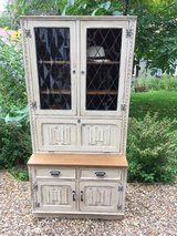 Vintage Dresser Bookcase Writing Bureau in Lakenheath, UK