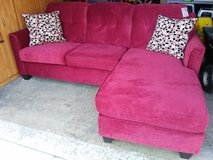 Elizabeth Crimson 2-Piece Sectional in Clarksville, Tennessee