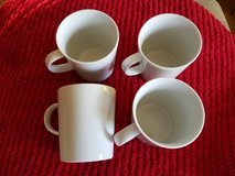 NEW Crate and Barrel coffee mugs in Naperville, Illinois
