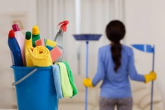 house cleaning services in Oceanside, California