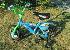 "12"" Boys Blue Hot Wheels Bicycle in Orland Park, Illinois"