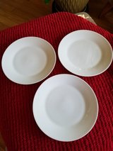 """New Crate and Barrel 8"""" plates in Naperville, Illinois"""