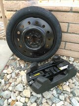 chevy spare tire in 29 Palms, California