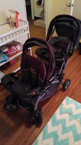 baby trend Double stroller sit & stand model in Okinawa, Japan