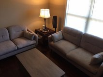 Brand New! Serta Sofa, Loveseat and Coffee Table in Little Rock, Arkansas