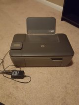 barely used HP deskjet 3512 print scan copy machine in The Woodlands, Texas