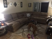 Recliner Sectional Couch in Oceanside, California