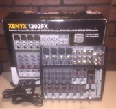 Behringer Xenyx 1202fx Mixer in Cleveland, Texas