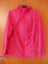 Soft shell pink jacket in Ramstein, Germany
