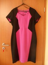 Pink and Black Bodycon Dress in Ramstein, Germany
