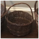Small grapevine basket in Perry, Georgia