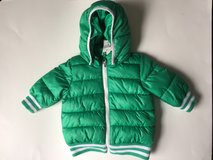 H&m unisex winter snow suit jacket 4-6 months in Fort Rucker, Alabama