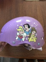 Girls Disney princess bicycle helmet in Perry, Georgia