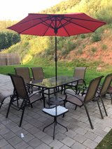 Patio Furniture in Spangdahlem, Germany