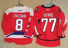 NHL Capitals Jerseys in Bolling AFB, DC