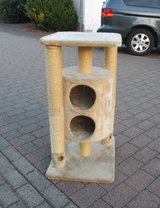 super sturdy cat tree / cat hotel in Ramstein, Germany