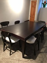 wood Dining Table in Joliet, Illinois