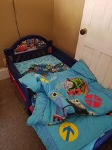 Cars toddler bed in Fort Drum, New York