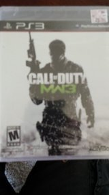 PS3 game Call of Duty MW3, brand new unopened packaging in Warner Robins, Georgia