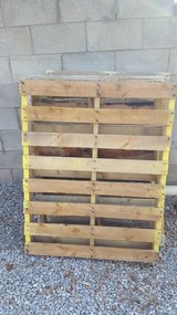 4 New Pallets in Ruidoso, New Mexico