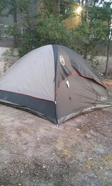 coleman sundome 10x10 6 person tent in Barstow, California