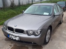BMW 730 Diesel 2004 full loaded winter and summer tires New inspection in Hohenfels, Germany