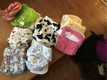 Cloth Diapers Asst 10 in Clarksville, Tennessee