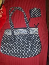 Vera Bradley purse and matching wallet in Watertown, New York