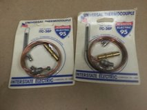 PAIR OF NIP UNIVERSAL THERMOCOUPLE ITC-36P in Sandwich, Illinois