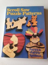 Scroll Saw Puzzel Pattern Book in Bolingbrook, Illinois
