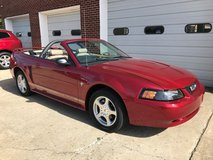 2003 Ford Mustang Convertible Leather and low miles! 92k in Fort Leonard Wood, Missouri