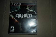 ps3 Call of Duty Black Ops in Clarksville, Tennessee