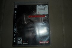 ps3 Metalgearsolid4 in Clarksville, Tennessee