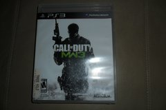ps3 Call of Duty MW3 in Clarksville, Tennessee