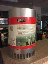 Weber Rapidfire Chimney Starter in Vacaville, California