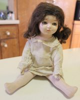"14"" antique doll in Barstow, California"